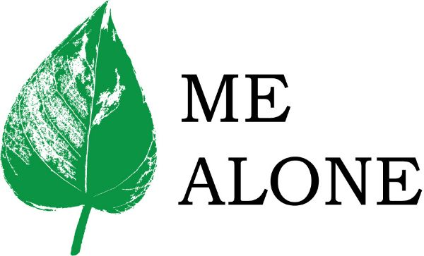 T-shirt Design 'Leave me Alone'
